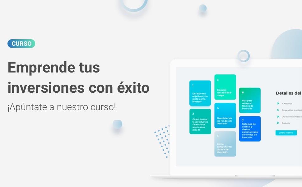 CURSO GRATUITO: CONSTRUYE UNA CARTERA DE FONDOS DE INVERSIÓN