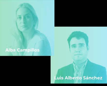 Alba y Luis Alberto