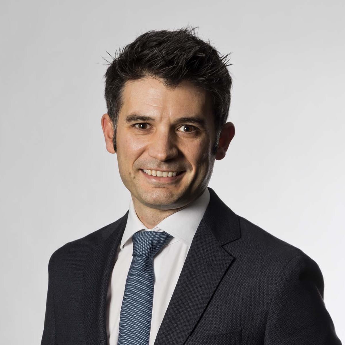 Jordi Sogas Quílez - Analista de Fondos Externos en Crèdit Andorrà